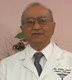 Nalin Shah, M.D. Photo