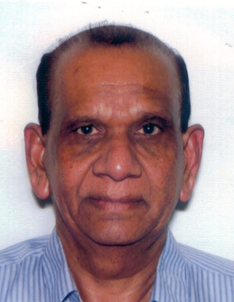 Jaigobin Shivcharran, Ph.D. Photo