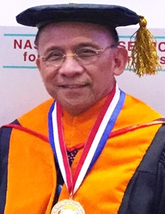 Enrique Ostrea, Jr., M.D. Photo