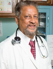 Mohammad Hossain, MD, FAAFP Photo