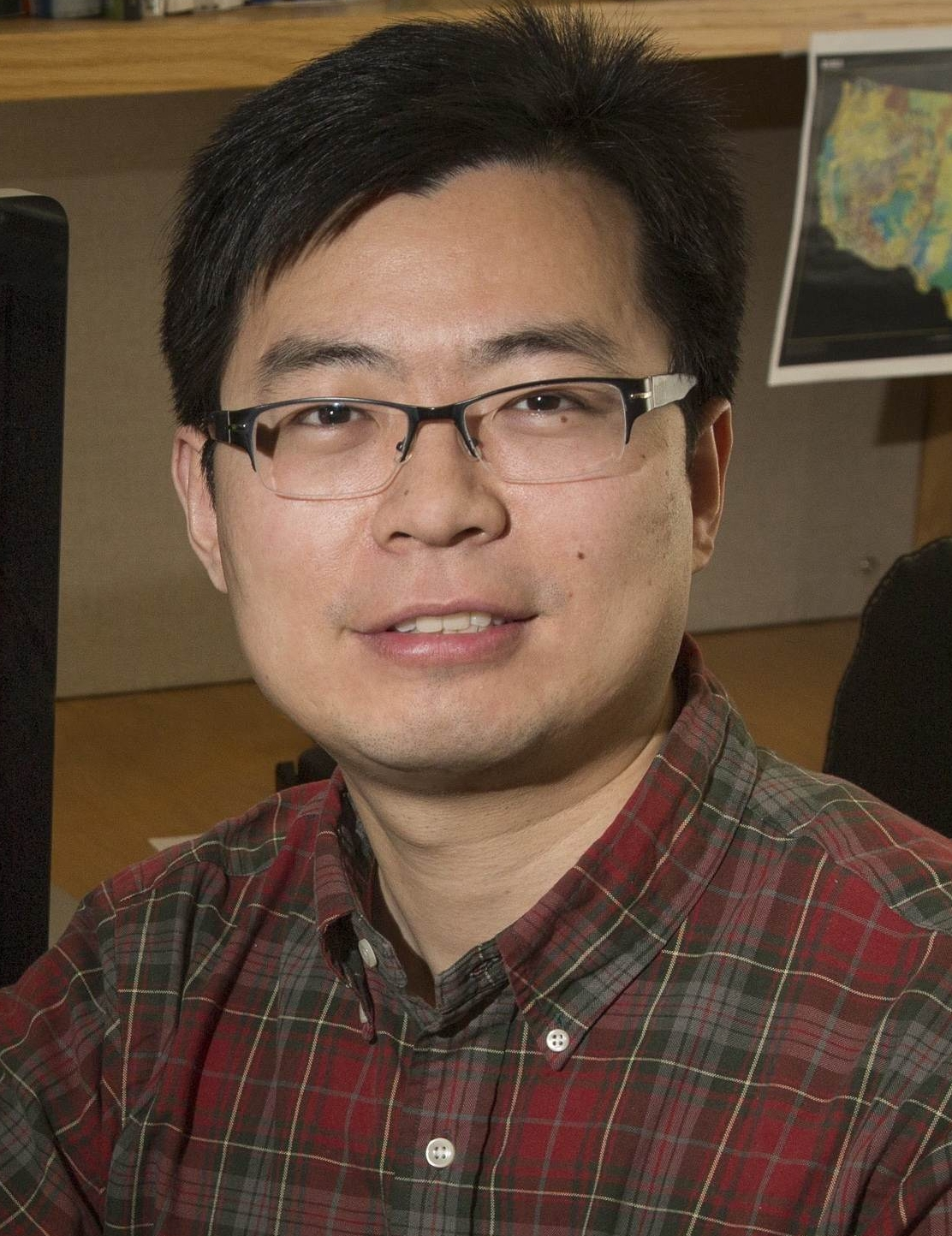 Lijun Liu, Ph.D. Photo